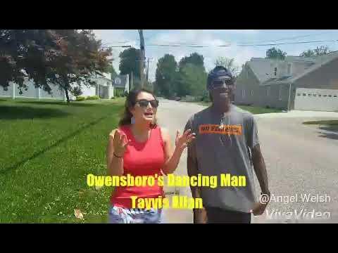 Meet Owensboro's Dancing Man Tayvis Alphan