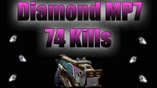 Diamond MP7! | Easy Swarm Tips | BO2 Gameplay/Commentary
