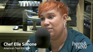 Chef Elle Simone On Helping Other Women Break Into The Culinary World