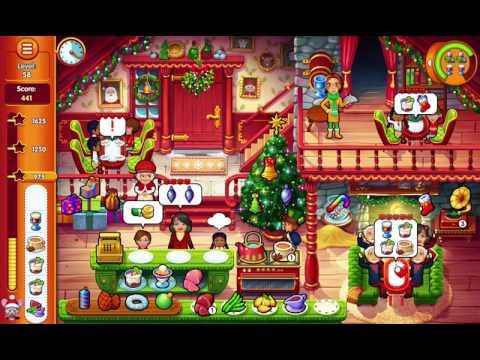 Delicious – Emily's Christmas Carol Walkthrough – Level 58