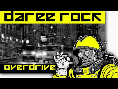 Daree Rock - Overdrive