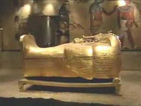 Luxor King Tut Museum Las Vegas