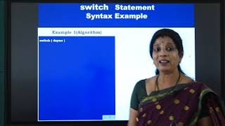 I PUC | Computer science | PSM and CS Switch.. Case- 10 (CS- 6)