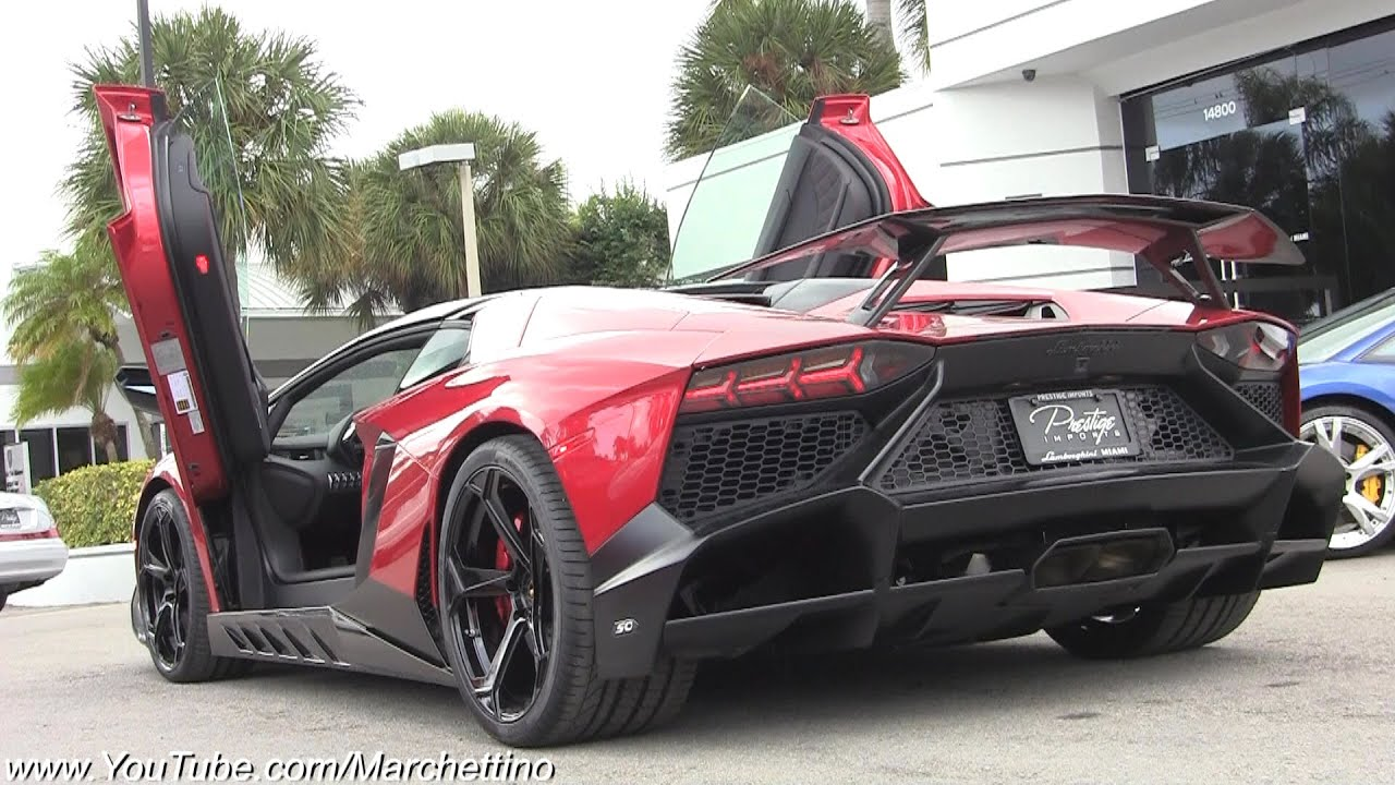 1 of 1 lamborghini aventador novitec overview loud exhaust sound youtube. Black Bedroom Furniture Sets. Home Design Ideas