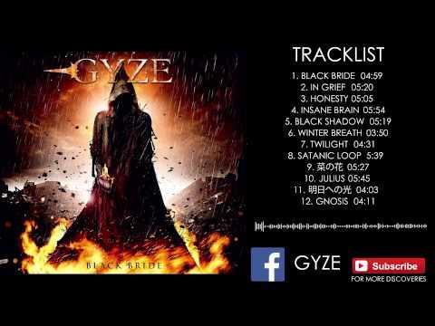 Gyze - Black Bride | Full Album | Epic Melodic Death Metal