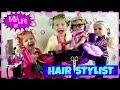 My Life as a Hair Stylist Doll * My Life as a Salon Chair Set & Hair Salon Accesories
