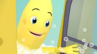 Banana Bubbles - Jumble Full Episodes - Bananas in Pyjamas Official
