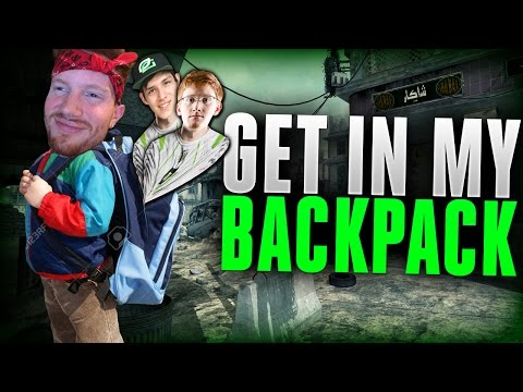 CRAZY SEARCH AND DESTROY COMEBACK w/ Scump and Pamaj