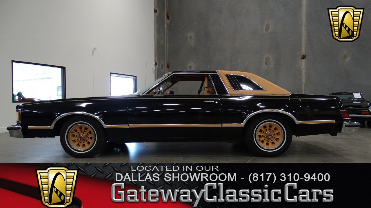 1979 Mercury Cougar XR7 | #415-DFW Gateway Classic Cars of Dallas ...
