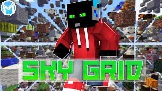 Nefunkční farma funguje!   SkyGrid #11 [MarweX]