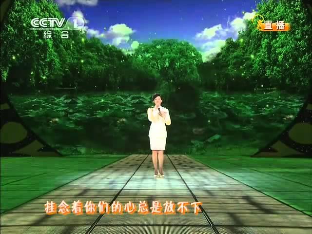 2012龙年春晚歌曲《叫一声爸妈》| CCTV春晚