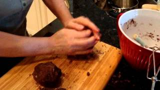 Biscotti Sunday! Chocolate Walnut Biscotti