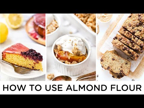 easy-almond-flour-recipes-‣‣-gluten-free-&-healthy