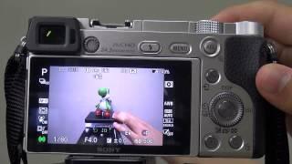 소니 미러리스 카메라 a6000 AF-A 초점모드