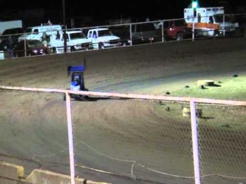 Dutton's Speedway Jr. Sprint Feature 5-14-11
