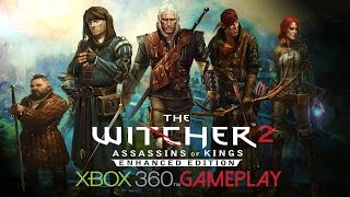 The Witcher 2: Assassins of Kings Enhanced Edition Gameplay (XBOX 360 HD)