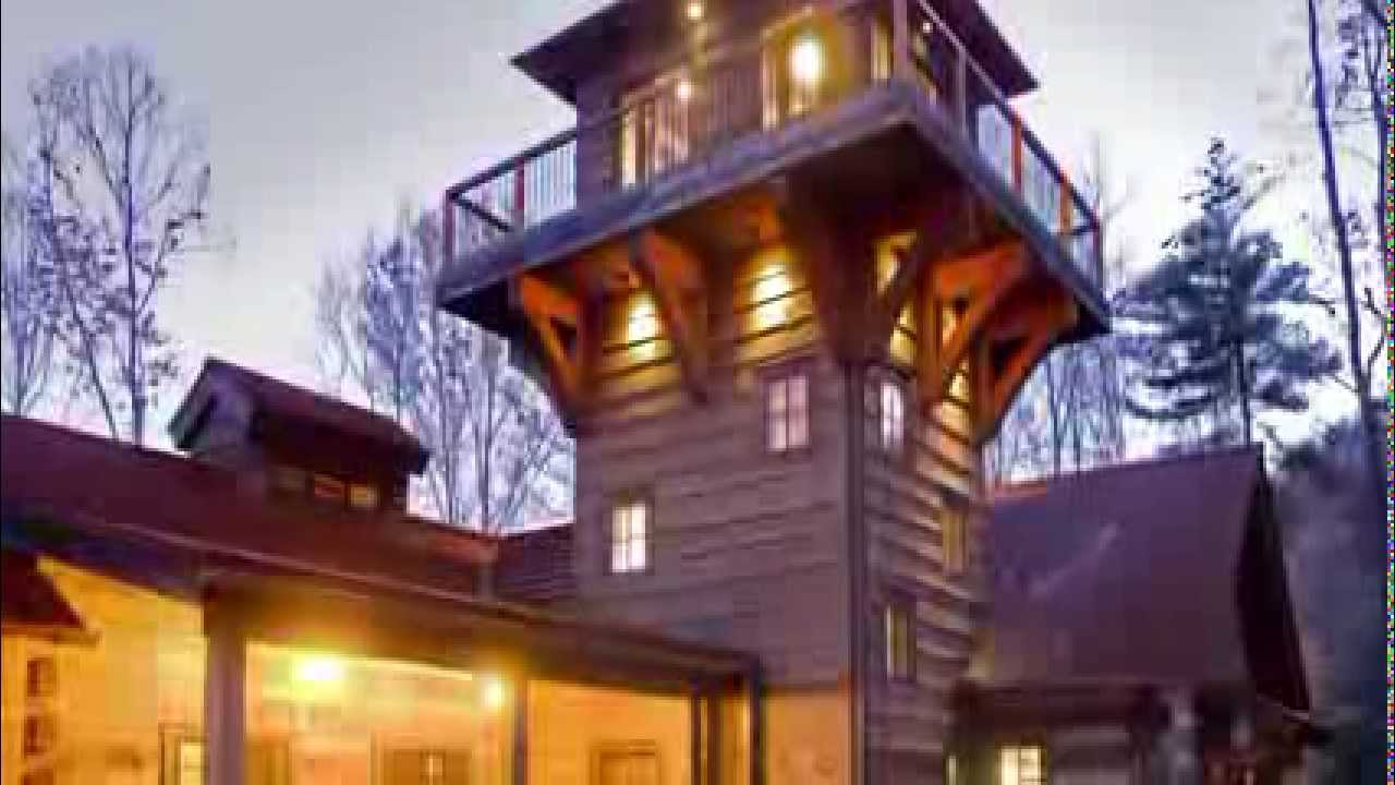 Custom Timber Frame Mountain Home   The Dobie Mountain Lookout By Winterwoods Homes