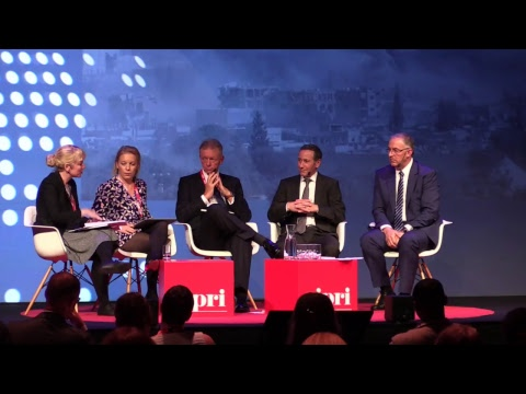 Stockholm Security Conference 2017: Challenges to cities