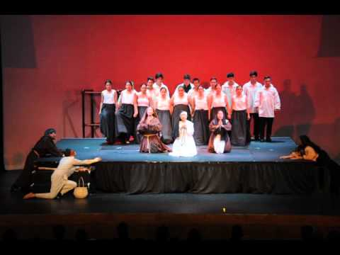 Noli me Tangere, The Musical by natalie Milabo