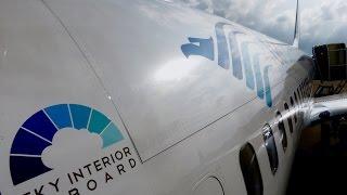 Garuda Indonesia B737-800 Flight Experience: GA410 Jakarta to Denpasar/Bali