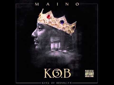Maino Ft. Dios Moreno - Die A Legend (K.O.B. 3 Mixtape)