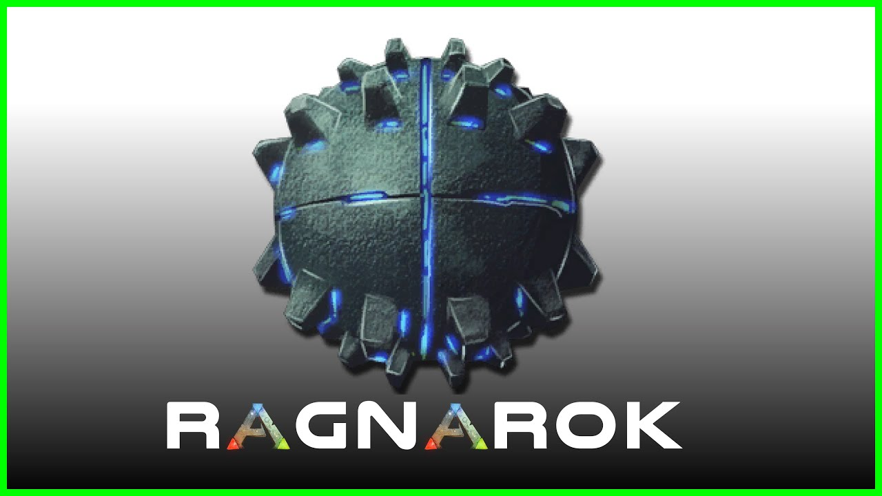ARK - Ragnarok | Artifact of The Strong / Monkey Temple Ruin