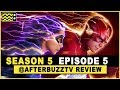 The Flash Season 5 Episode 5 Review & After Show
