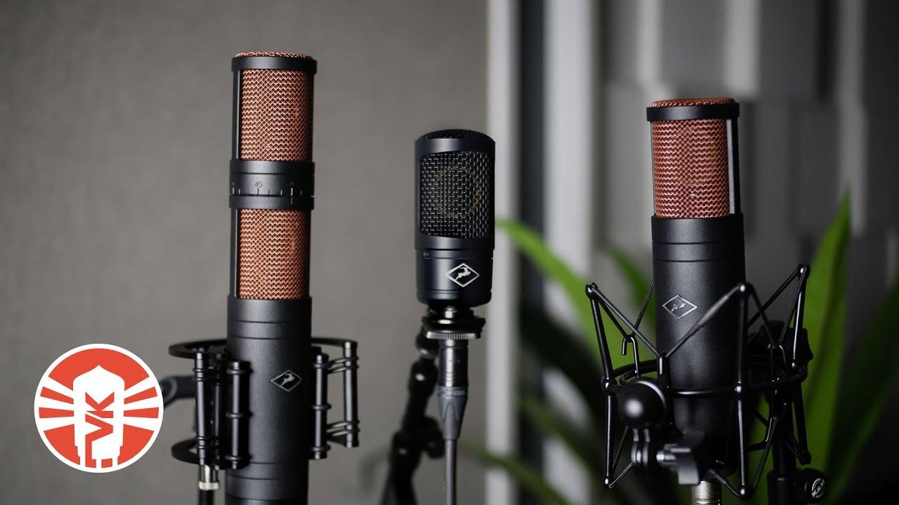 Antelope Audio Edge Series   Microphone   Vintage King