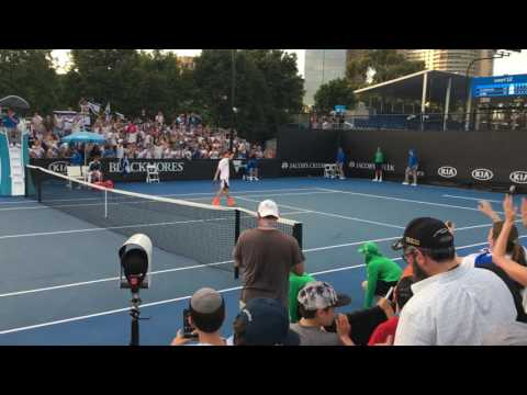 Fernando Verdasco v Dudi Sela highlights (2R) | Australian Open 2016