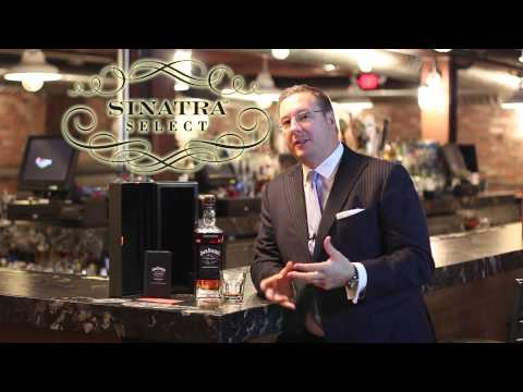 Fedway Whisky Series - Jack Daniels Sinatra Select - Holiday Edition