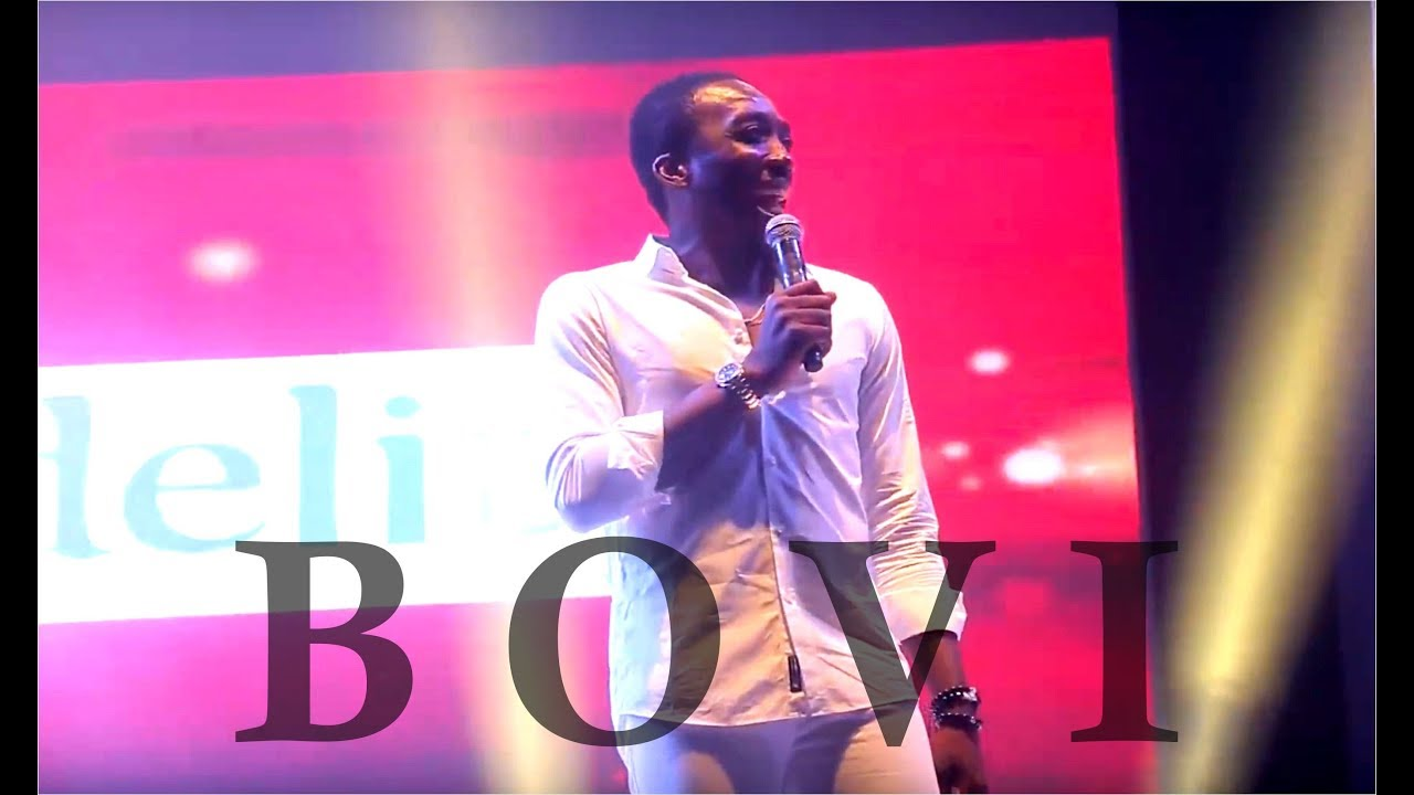 Bovi's Latest Comedy Performance