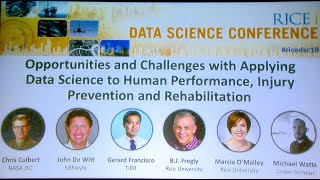 Challenges with Applying Data Science to Human Performance, Injury Prevention & Rehabilitation
