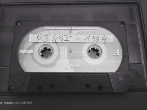 DJ SCSI LIVE IN DETROIT 1994