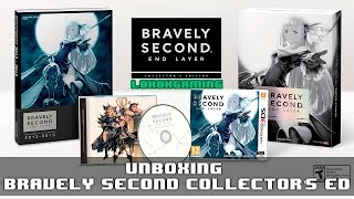 Vídeo Bravely Second: End Layer