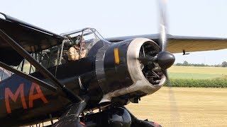 Shuttleworth Collection Old Warden England - Post WW I Aircraft  2018