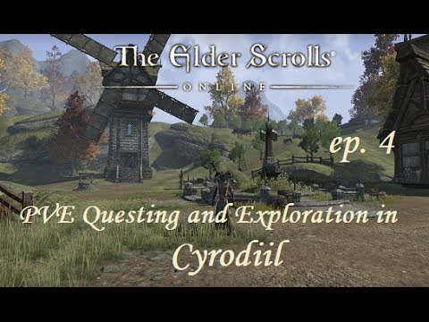 how to get to cyrodiil in eso