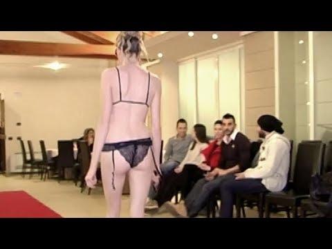 Amateur teen lingerie