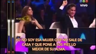 ELEGIDOS subtitulados- Yo no soy esa mujer por Pilar Noguera.