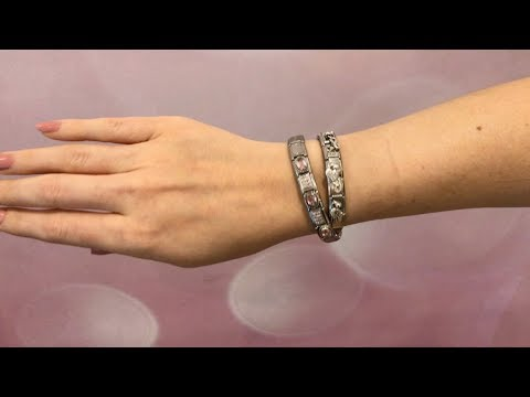 How to update your Nomination Bracelets with Twisted Effect | fabulous collections