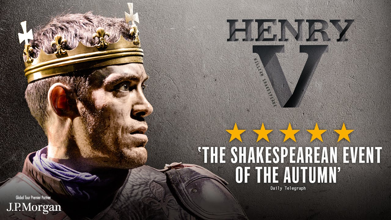 shakespeare henry v Plot summary of and introduction to william shakespeare's play henry v, with links to online texts, digital images, and other resources.