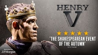 Feature trailer | Henry V | Royal Shakespeare Company