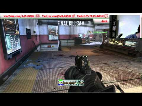 Wii Remote Call Of Duty Stream (Ghosts, BO2, MW3, BO1)
