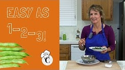 How to Steam Green Beans! Two Easy, Healthy Methods!