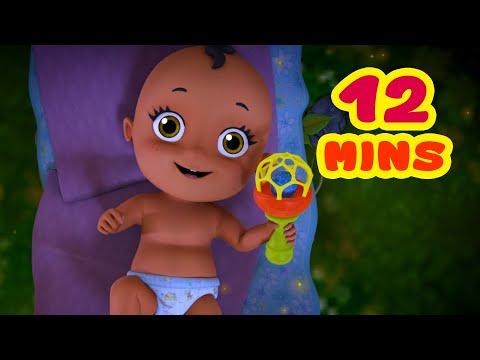 Download Uyyalalo veyatam - Baby in the Cradle - Telugu Rhymes & Baby Songs   Infobells