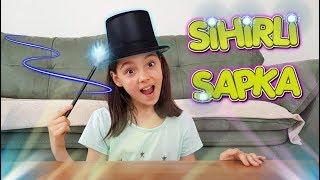 Melikenin Sihirli Şapkası! İçinden Neler Neler Çıktı Çok Komik Oldu