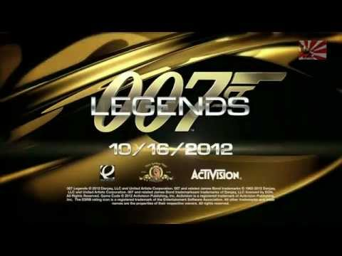007 Legends Moonraker - Trailer Oficial - Full HD