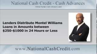 Montel Williams Loans are an American Borrower