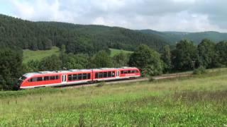 VT 642 bei Köditzberg