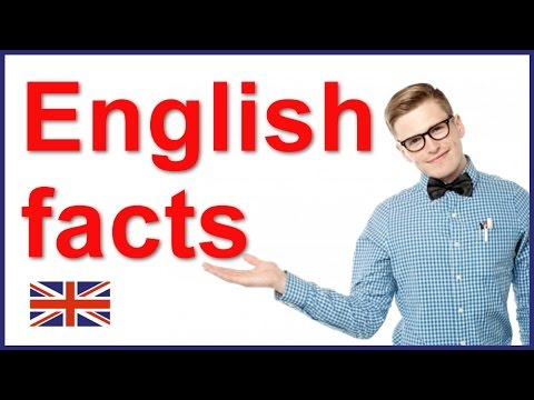 Interesting FACTS about the English language