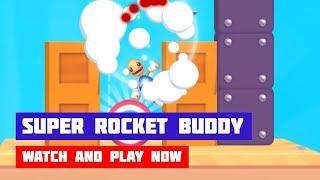 Super Rocket Buddy · Game · Gameplay